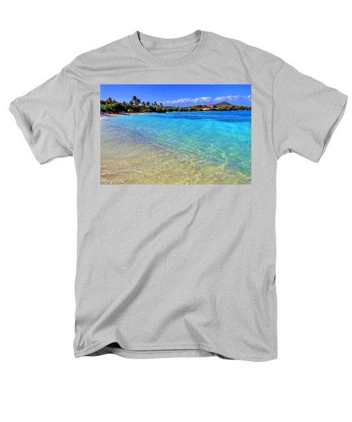 Sapphire Glow Men's T-Shirt  (Regular Fit) by Scott Mahon