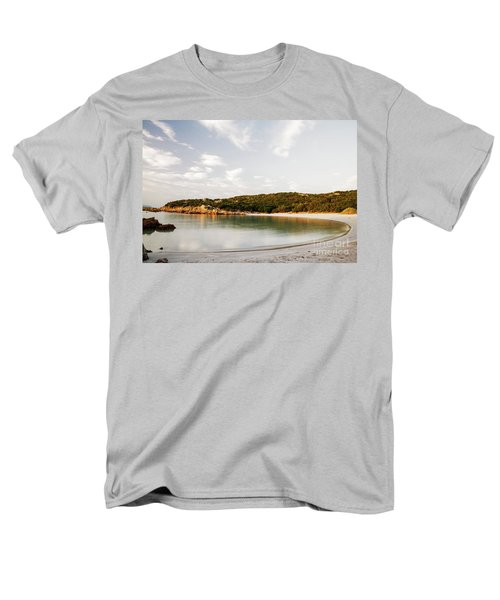 Men's T-Shirt  (Regular Fit) featuring the photograph Sardinian View by Yuri Santin