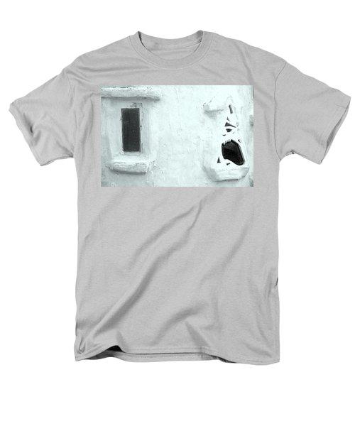 Scream Wall Men's T-Shirt  (Regular Fit)