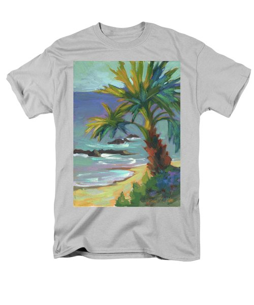 Sea Breeze Men's T-Shirt  (Regular Fit) by Diane McClary