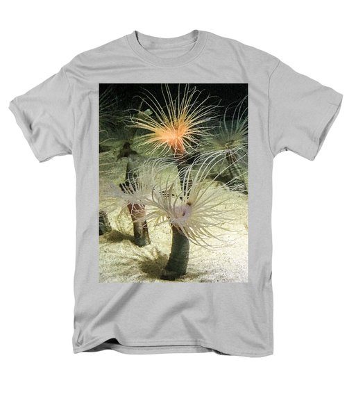 Sea Flower Men's T-Shirt  (Regular Fit) by Daniel Hebard