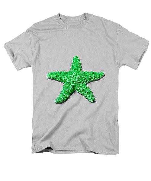 Sea Star Green .png Men's T-Shirt  (Regular Fit)