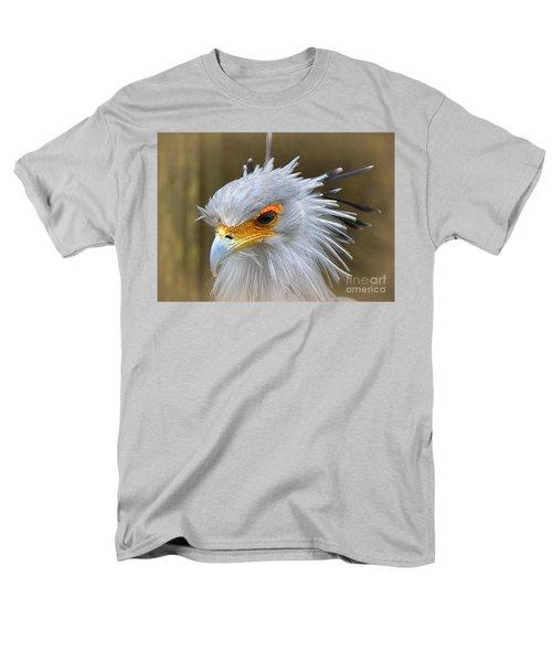 Men's T-Shirt  (Regular Fit) featuring the photograph Secretary by Lisa L Silva
