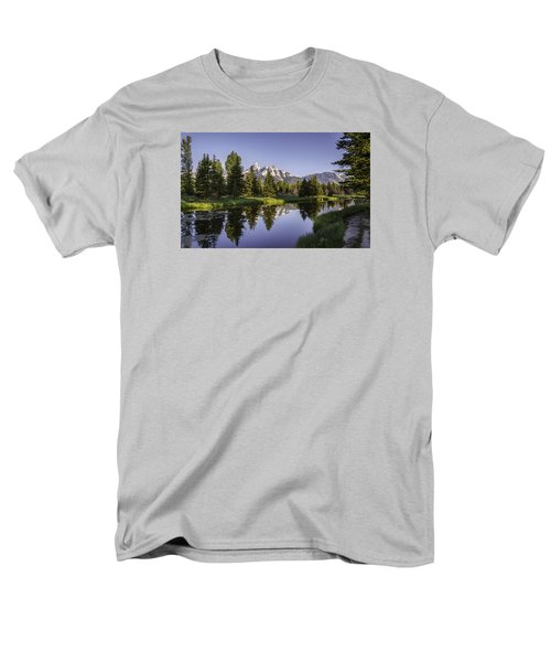 Serene Schwabachers Men's T-Shirt  (Regular Fit)