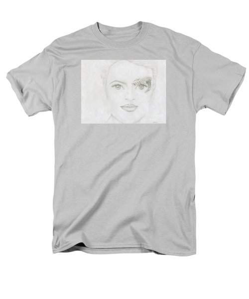 Men's T-Shirt  (Regular Fit) featuring the drawing Seven by Kim Sy Ok