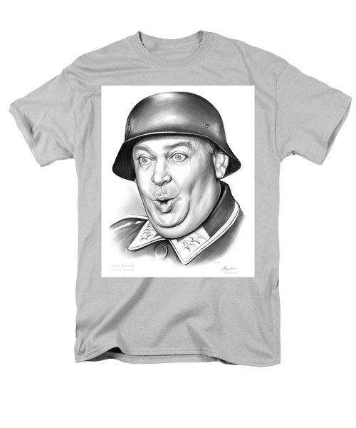 Sgt Schultz Men's T-Shirt  (Regular Fit) by Greg Joens