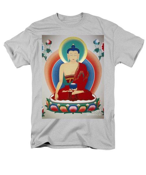 Shakyamuni Buddha  Men's T-Shirt  (Regular Fit) by Sergey Noskov