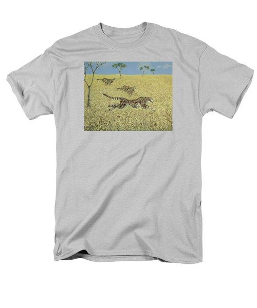Sheer Speed Men's T-Shirt  (Regular Fit) by Pat Scott