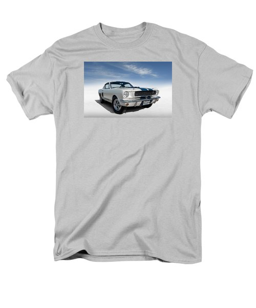 Shelby Mustang Gt350 Men's T-Shirt  (Regular Fit) by Douglas Pittman