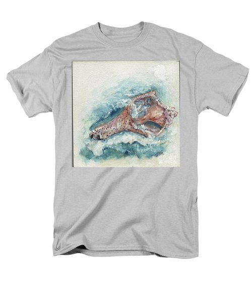 Shell Gift From The Sea Men's T-Shirt  (Regular Fit) by Doris Blessington