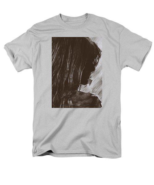 Men's T-Shirt  (Regular Fit) featuring the digital art Sienna by Galen Valle