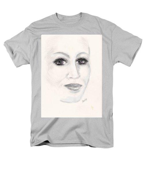Simply Woman Men's T-Shirt  (Regular Fit)