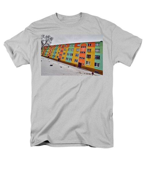 Slope Men's T-Shirt  (Regular Fit) by Tgchan