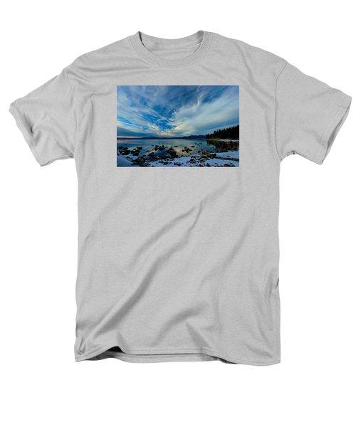 Snowgasm Men's T-Shirt  (Regular Fit) by Sean Sarsfield