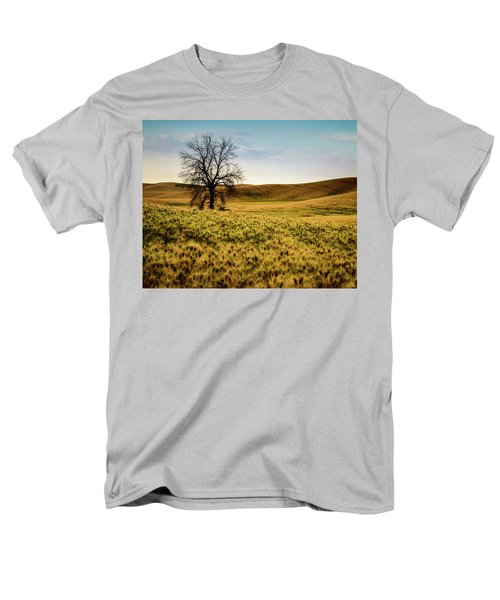 Solitary Tree Men's T-Shirt  (Regular Fit) by Chris McKenna