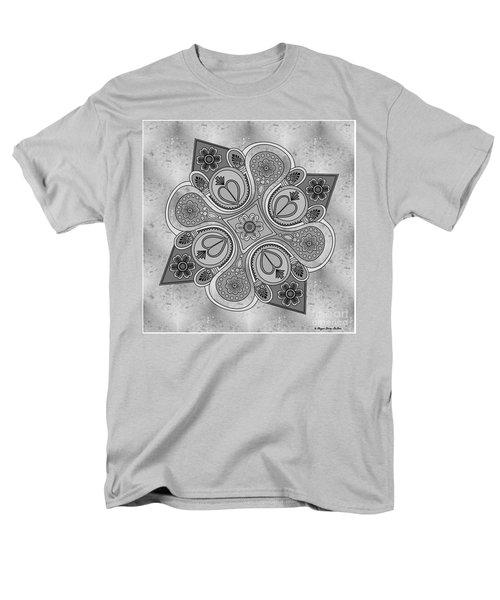 Something2 Men's T-Shirt  (Regular Fit) by Megan Dirsa-DuBois