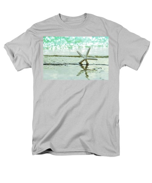 Somewhere You Feel Free Men's T-Shirt  (Regular Fit) by Laura Fasulo