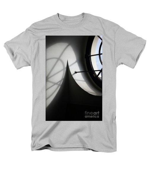 Spiral Window Men's T-Shirt  (Regular Fit) by Ana Mireles