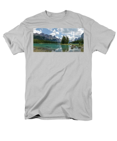 Men's T-Shirt  (Regular Fit) featuring the photograph Spirit Island And The Hall Of The Gods by Sebastien Coursol