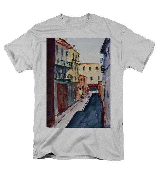 Spofford Street2 Men's T-Shirt  (Regular Fit) by Tom Simmons