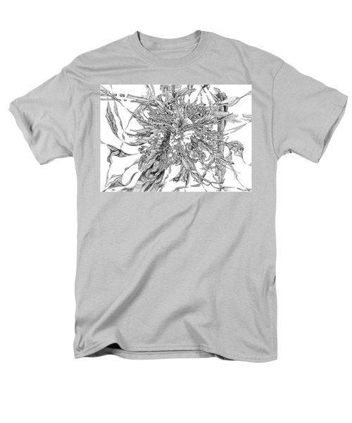 Spring Burst Men's T-Shirt  (Regular Fit) by Charles Cater
