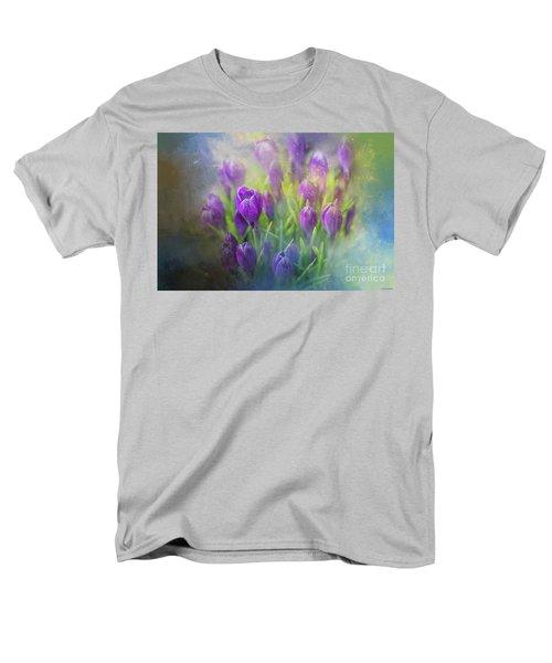 Spring Delight Men's T-Shirt  (Regular Fit) by Eva Lechner