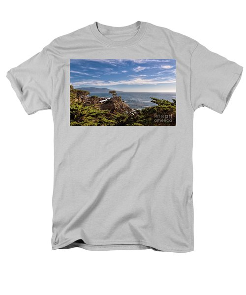 Standing Watch Men's T-Shirt  (Regular Fit) by Gina Savage