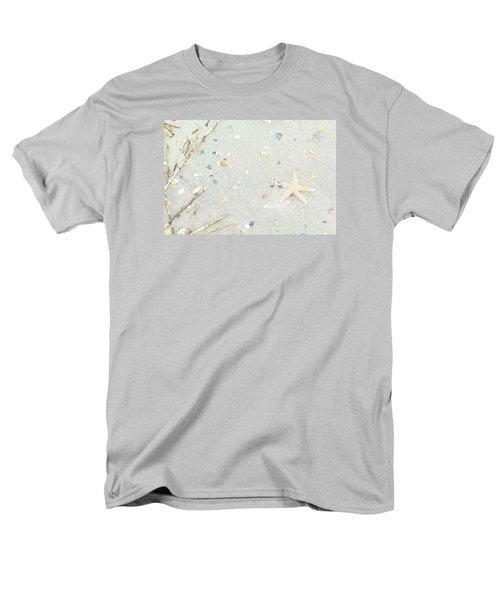 Starfish.... Men's T-Shirt  (Regular Fit) by Tammy Schneider