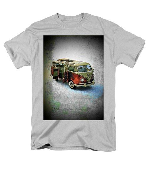 Station Wagon Men's T-Shirt  (Regular Fit) by John Schneider