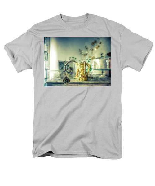 Men's T-Shirt  (Regular Fit) featuring the photograph Still, Life Goes On by Wayne Sherriff