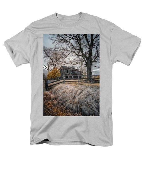 Still Standing Ir Men's T-Shirt  (Regular Fit) by Paul Seymour