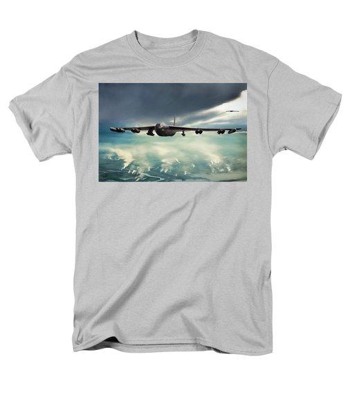 Men's T-Shirt  (Regular Fit) featuring the digital art Storm Cell by Peter Chilelli