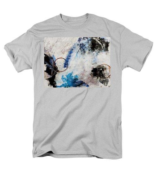 Stormy Bird Men's T-Shirt  (Regular Fit) by Gallery Messina