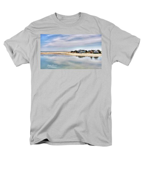 Strathmere Men's T-Shirt  (Regular Fit) by John Loreaux