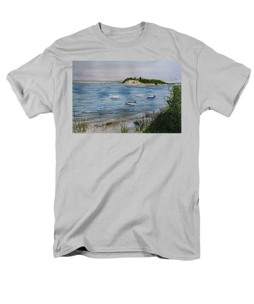 Strong Island Men's T-Shirt  (Regular Fit) by Donna Walsh