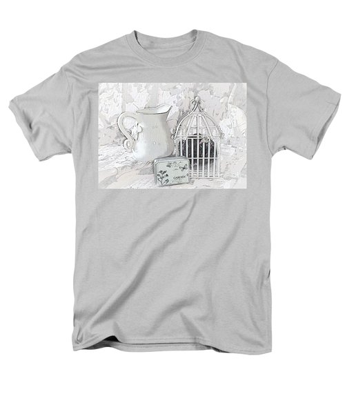 Stuck And All Alone Men's T-Shirt  (Regular Fit) by Sherry Hallemeier
