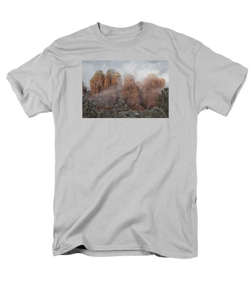 Men's T-Shirt  (Regular Fit) featuring the photograph Sugarloaf Trail  by Tom Kelly