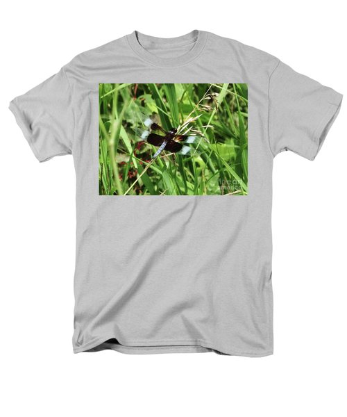 Men's T-Shirt  (Regular Fit) featuring the photograph  Summer Dragons by J L Zarek