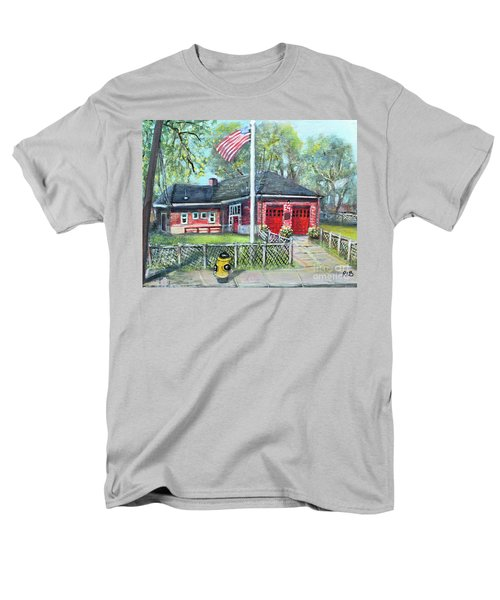 Summer Sunday At E4 Men's T-Shirt  (Regular Fit) by Rita Brown