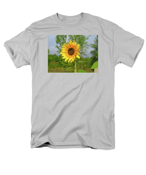 Ah, Sunflower Men's T-Shirt  (Regular Fit) by Deborah Dendler
