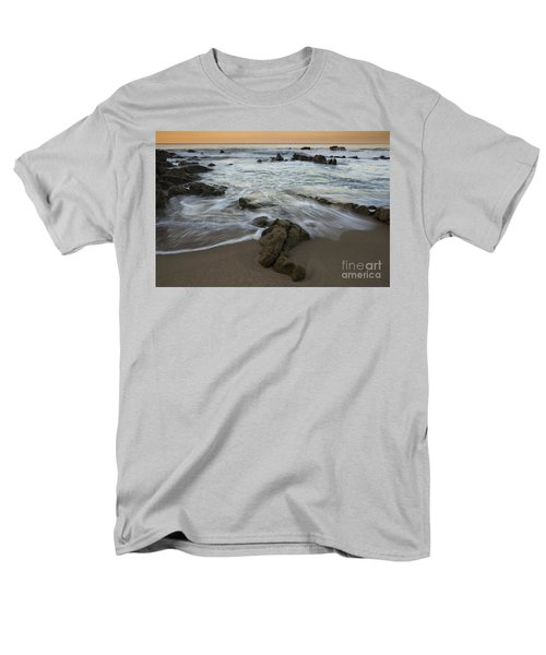 Sunrise At Laguna Beach Men's T-Shirt  (Regular Fit) by Keith Kapple