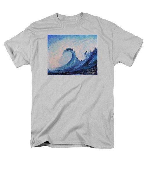 Surf No.2 Men's T-Shirt  (Regular Fit) by Teresa Wegrzyn
