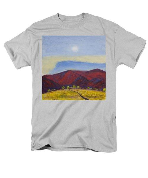 Taos Dream Men's T-Shirt  (Regular Fit) by John Hansen