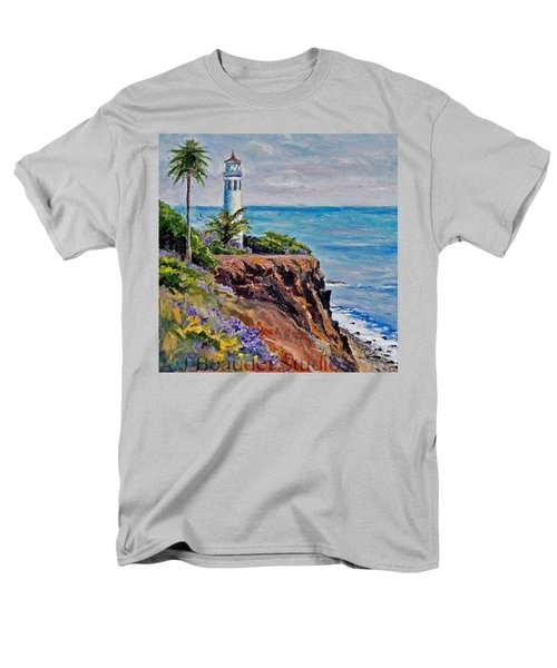 #tbt #artist#impressionism Men's T-Shirt  (Regular Fit) by Jennifer Beaudet