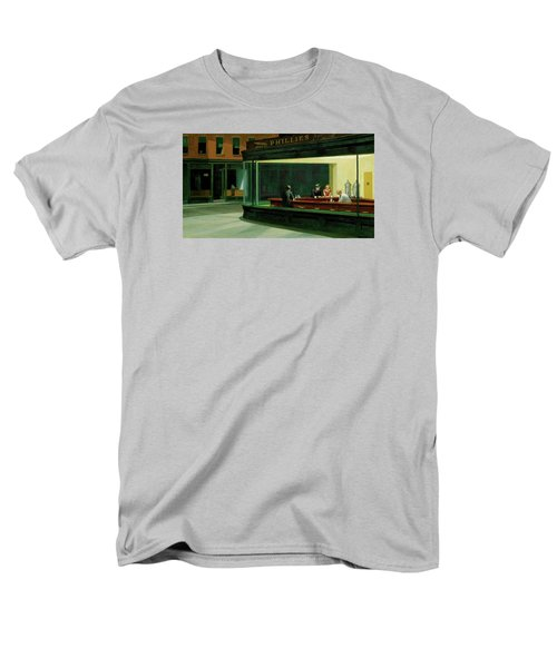 Men's T-Shirt  (Regular Fit) featuring the photograph Test Mountain by Sean McDunn