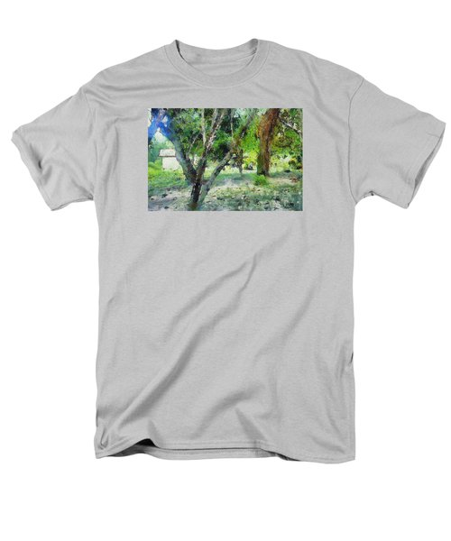 The Beauty Of Trees Men's T-Shirt  (Regular Fit) by Ashish Agarwal