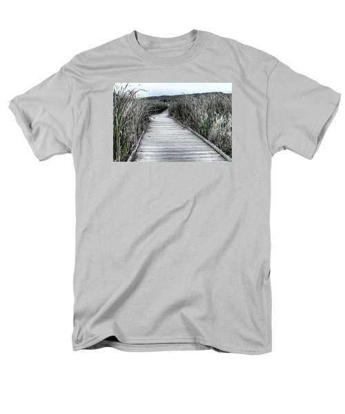 The Boardwalk Men's T-Shirt  (Regular Fit) by Michaela Preston