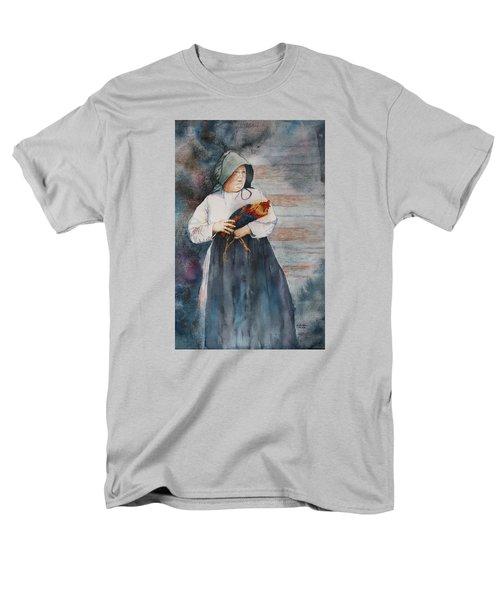 The Capture Of Beauregard Men's T-Shirt  (Regular Fit) by Patsy Sharpe