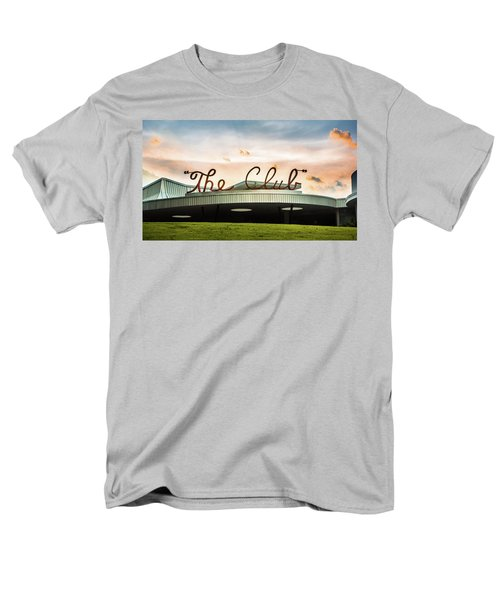 Men's T-Shirt  (Regular Fit) featuring the photograph The Club Panorama by Parker Cunningham