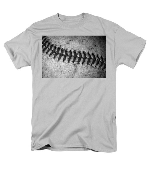 Men's T-Shirt  (Regular Fit) featuring the photograph The Curve Ball by David Patterson